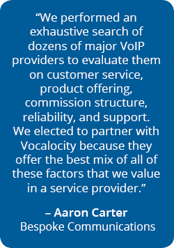 VoIP business phone service: quote
