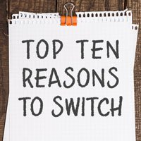 Business VoIP: Top 10 reasons for switching