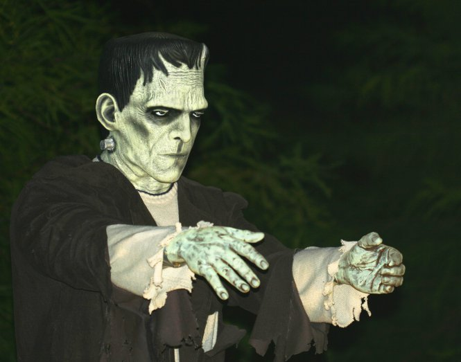 Vendor consolidation benefits outweigh any upside to operating like Frankenstein's monster.