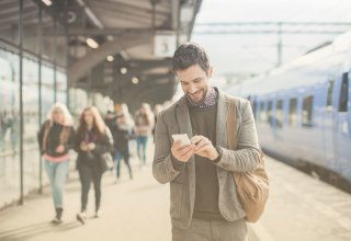 Improving the mobile customer experience