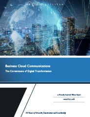 business cloud communications whitepaper