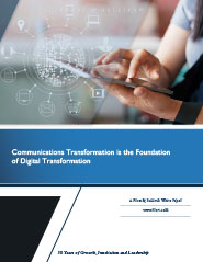 communications transformation whitepaper