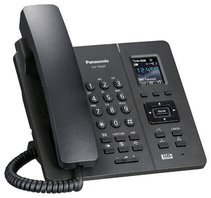 panasonic KX-TPA65 voip business phone system
