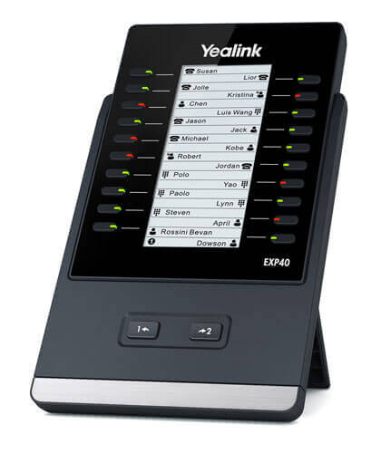 yealink exp40 voip business phone system