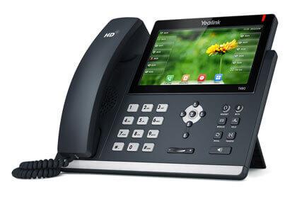 Yealink T48S IP Phone   Vonage Business