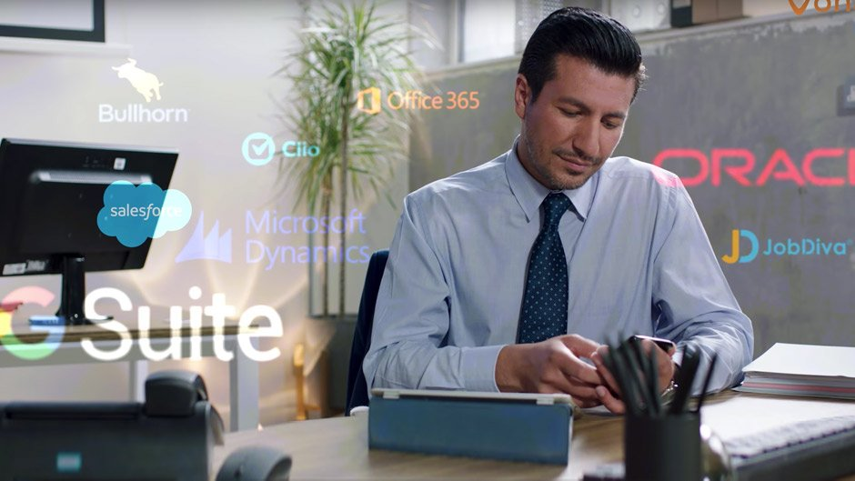 Vonage Business CRM Integrations Video
