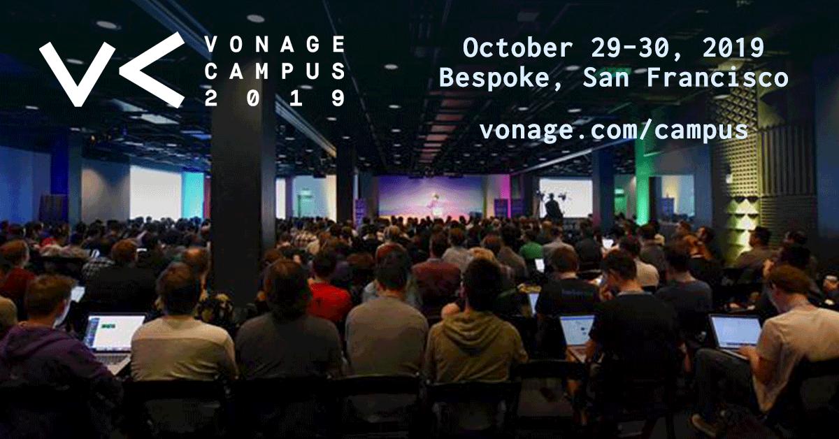 Vonage Campus 2019 | Vonage Business
