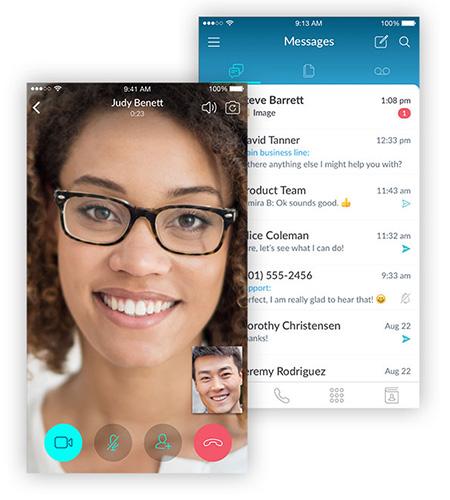Vonage® Business Cloud App   Vonage Business
