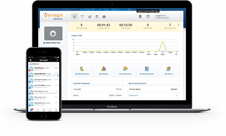 vonage cx cloud virtural contact center solution