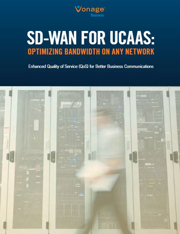 SD-WAN for UCaaS eBook