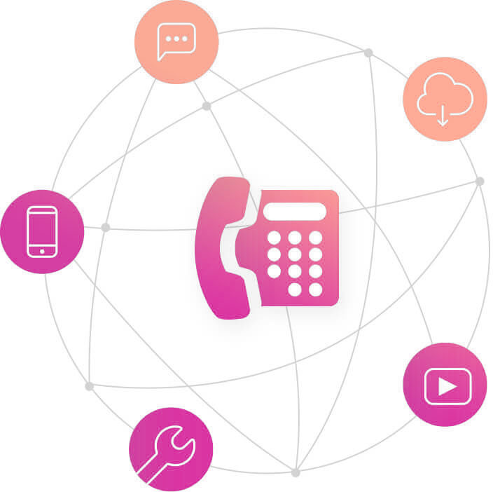 Unified Communications Graphic