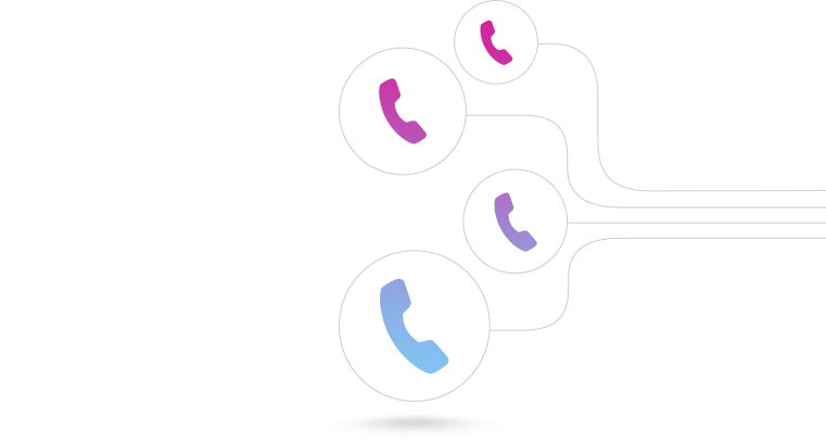 multiple phone lines through SIP trunking