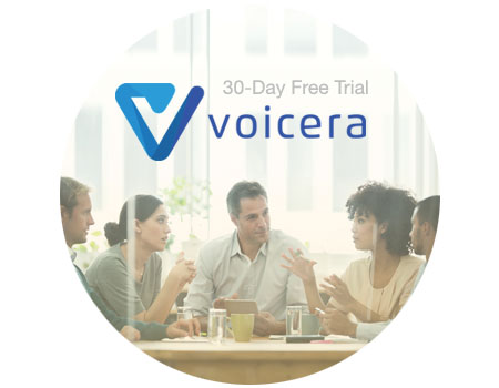 30-day free trial to Voicera