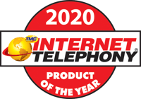 2020 Internet Telephony Product of the Year TMC