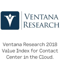 Ventana Research 2018 logo