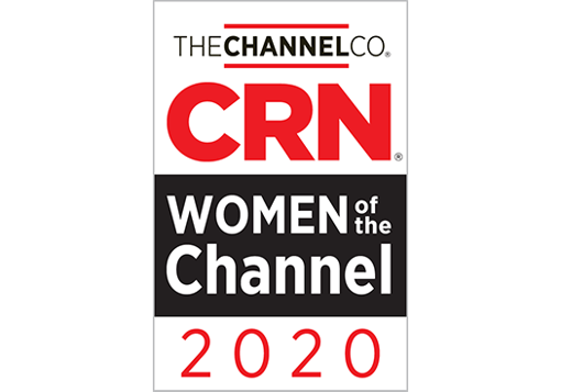 CRN Women of the Channel 2020 Award Logo