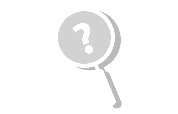 illustration of a magnifying glass with a question mark floating in clouds