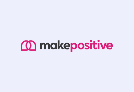 Make Positive logo